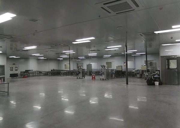 稻香村成型车间