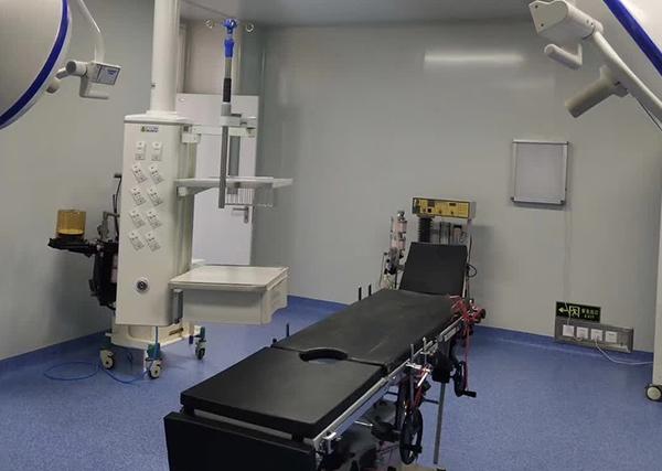 阜新市第二人民医院手术室