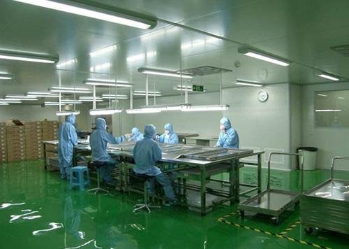 净化彩钢板使用范围和产品特性
