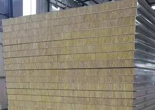 辽阳岩棉净化板
